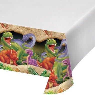 Tafelkleed Dinosaurus (T-rex Feest)