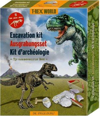 Dig it out: T-rex World - Tyrannosaurus Rex
