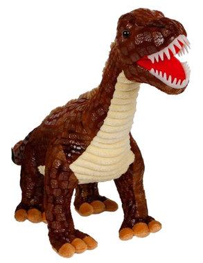 Dinoworld - Rhoetosaurus knuffel (Lengte 57 cm)