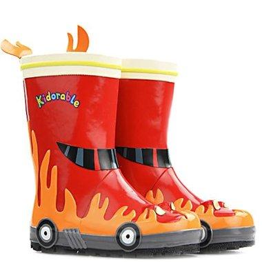 Brandweer laarsjes (kidorable)