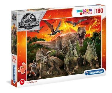 180 stukjes Jurassic World puzzel