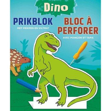 Dinosaurus prikblok