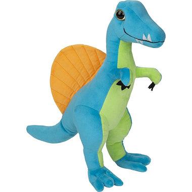 Spinosaurus knuffel  - Vrolijke kleuren - groot