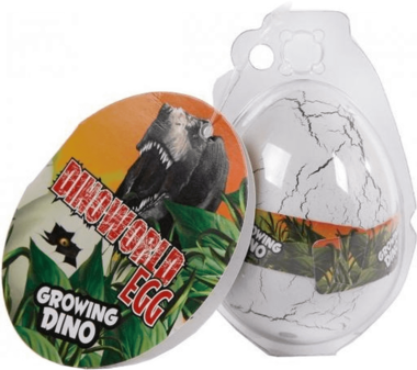Dinoworld - Verrassings Ei