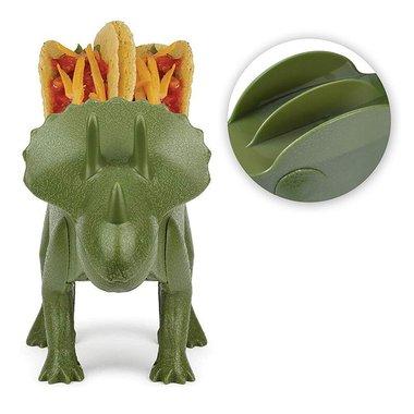 Taco houder - Triceratops ( met beschadiging aan omdoos)