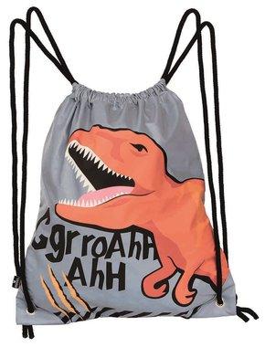 Dinosaurus reflecterende zwem - gymtas