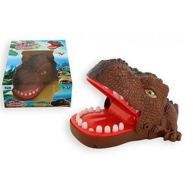 Dinosaurus Spel - Bijtende dinosaurus