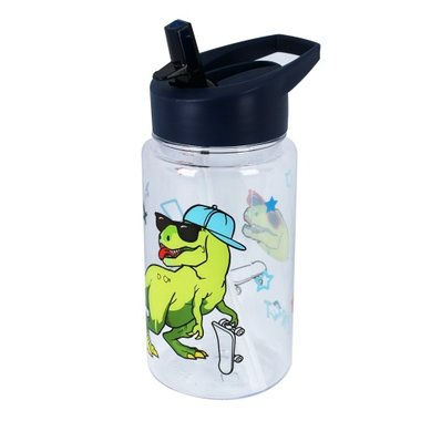 Dinosaurus drinkfles - Dino pret (450 ml)