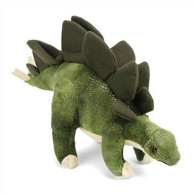 Stegosaurus knuffel - lengte 42 cm
