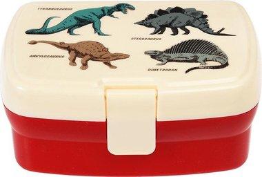 Dinosaurus broodtrommel - Rex (Groot)