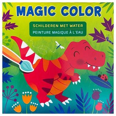 Magic Color Dinosaurus - Schilderen met water