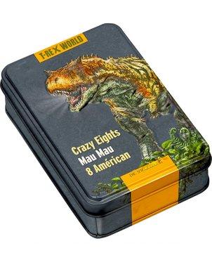 Kaartspel Pesten T-rex World