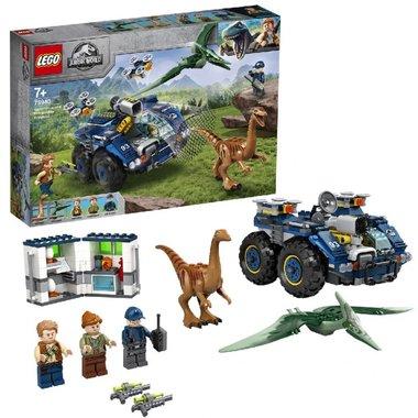LEGO: Jurassic World Ontsnapping van Gallimimus en Pteranodon (75940)
