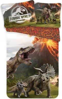 Jurassic World - Dekbedovertrek (140x200cm)