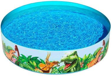 Dinosaurus zwembad - rond - 946 Liter