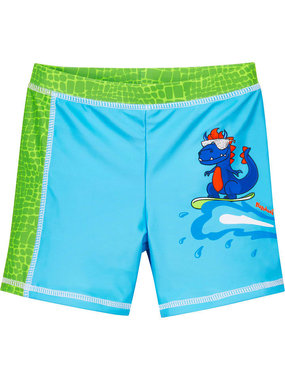 Zwemshort Dinosaurus - maat 98/104