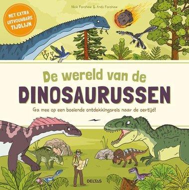 Informatie - leesboek: De wereld van de dinosaurussen