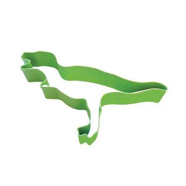 Koekjes uitsteekvorm T-rex (groen)