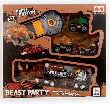 Speelpakket - dino races