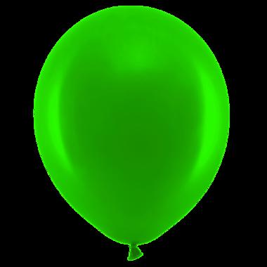 Ballonnen (10x) (pastel groen)