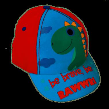 Vrolijke Dinosaurus kinderpet - be brave, be: RAWWR!