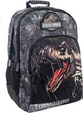 Jurassic World -Tyrannosaurus Rex rugzak (groot)