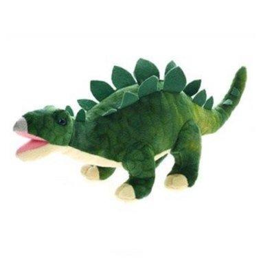 Dinoworld - Stegosaurus knuffel (L29 cm)