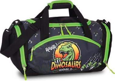 Sporttas Dinosaurus - medium