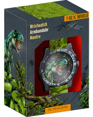 Dinosaurus Horloge - T-Rex World