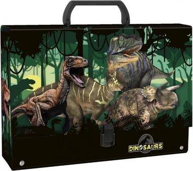 Dinosaurus opbergkoffer