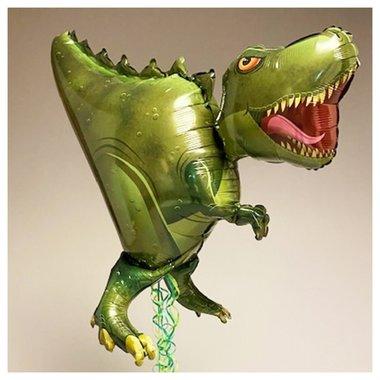 Ballon Dinosaurus - T-rex - Helium/Folie (groot)