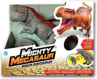 Mighty Megasaur Dinosaurus - (Afstand bestuurbaar)