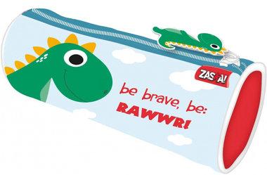 Dinosaurus etui - Be brave, be: RAWWR!