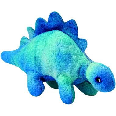 Stegosaurus knuffel  - gevuld met bonen