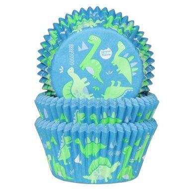 Muffinvormen/cupcakes (50x)