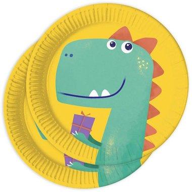 Bordjes (8x) (Dino Roar party)