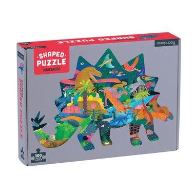 Dinosaurus Puzzel (300 st) - Mudpuppy