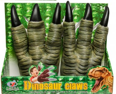 Dinosaurus grote klauwen (2 stuks)