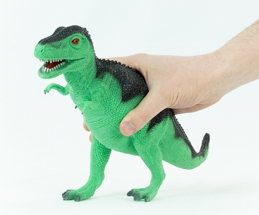 Speeldino T-rex - Lengte: 23,5 cm - Keycraft