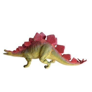 Speeldino Stegosaurus - Lengte: 39 cm - Keycraft