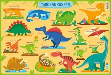 Dinosaurus placemat - onderlegger