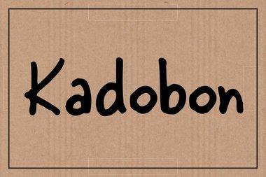 Kadobon - Feestelijk ingepakt