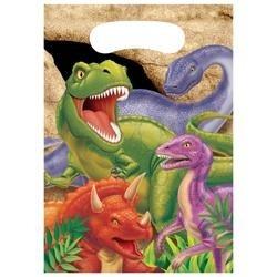 Feestzakjes (8x) (Tyrannosaurus Feest)