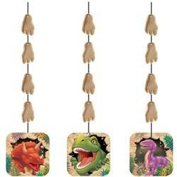 Hangslingers (T-rex Feest)