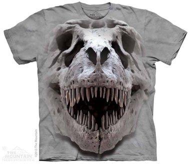 T-rex Big Skull (grijs)