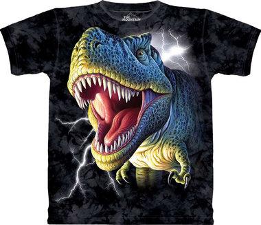 T-shirt Lightning Rex