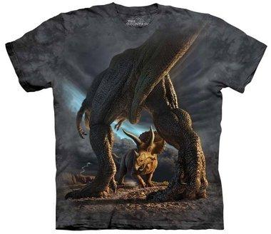 T-shirt Dino Battle (op=op)