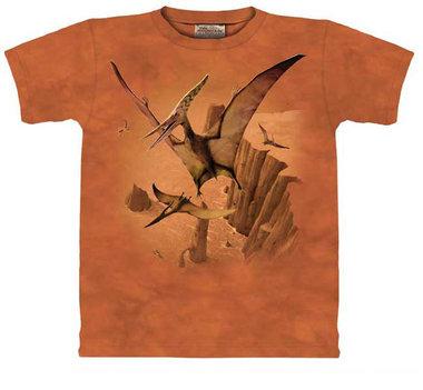 (maat 152) Laatste: T-shirt Pteranodon