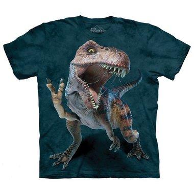 T-shirt Peace Rex