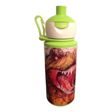 (productiefoutje) Dinosaurus drinkflesje (Mepal)